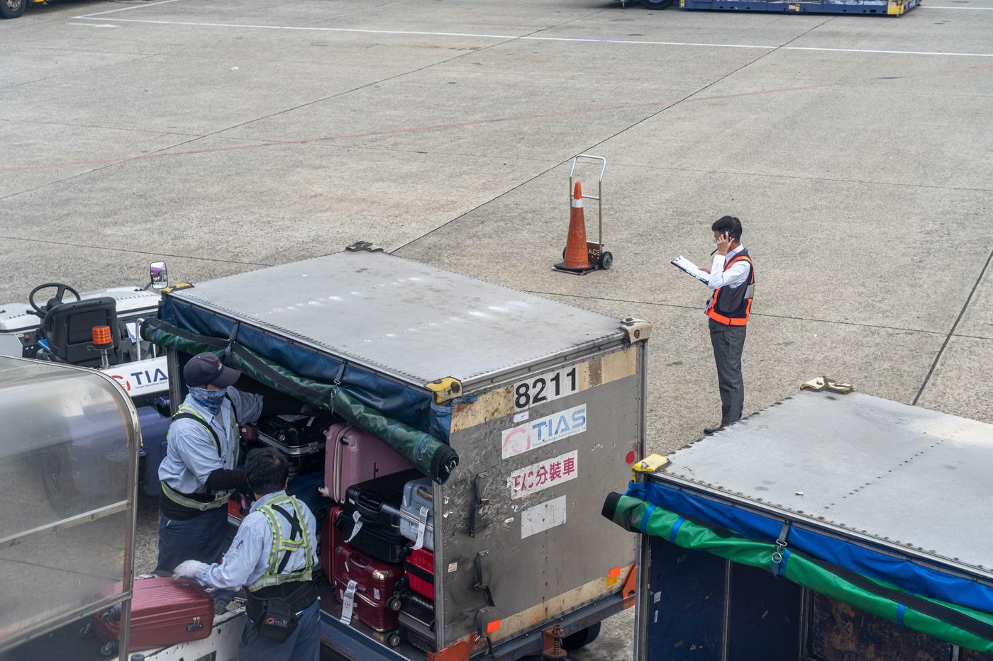 Personnel Logistic